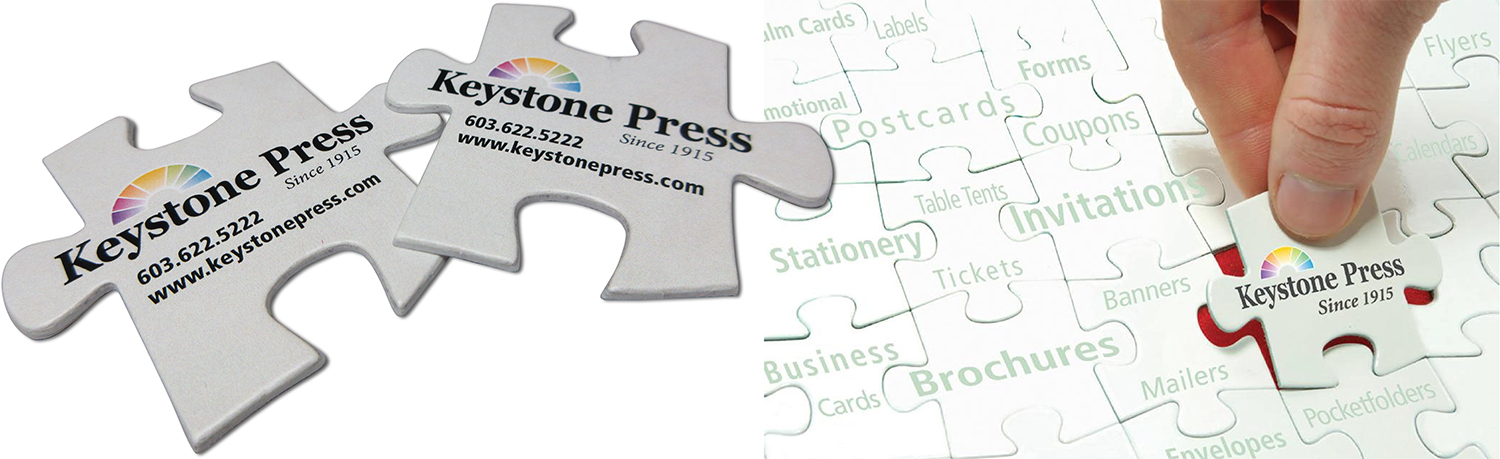 Keystone Press and Town & Country Reprographics building partner relationships